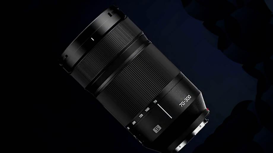 Panasonic скоро представит телезум Lumix S 70-300mm F4.5-5.6 OIS для L-mount