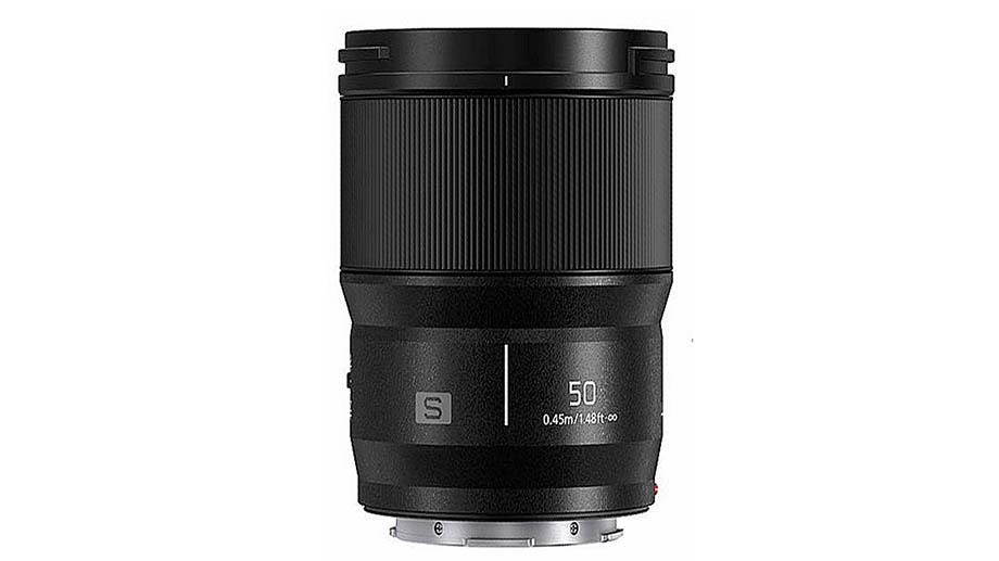 Panasonic LUMIX S 50mm F1.8 представят на следующей неделе