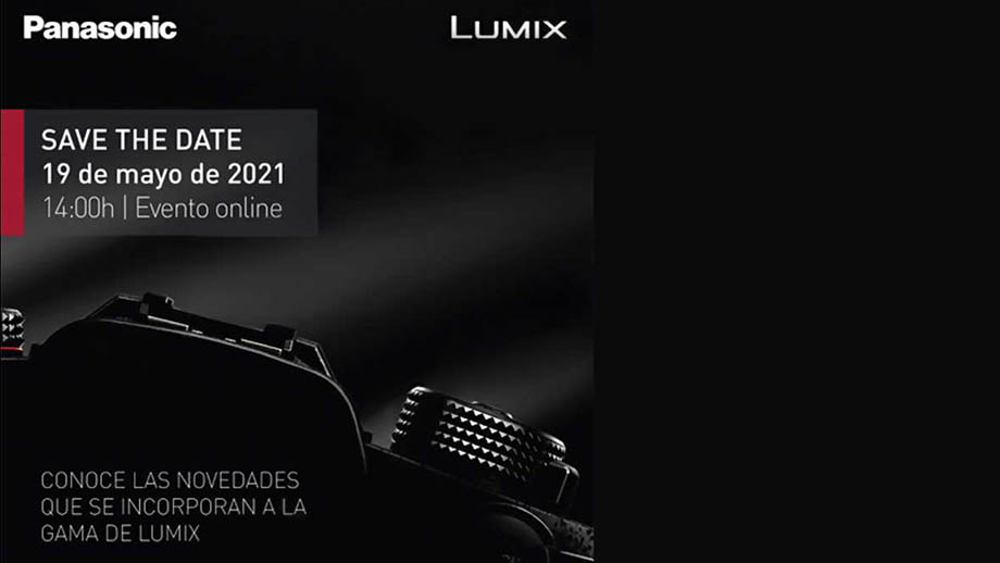 Panasonic GH5 II будет официально представлен 19 мая