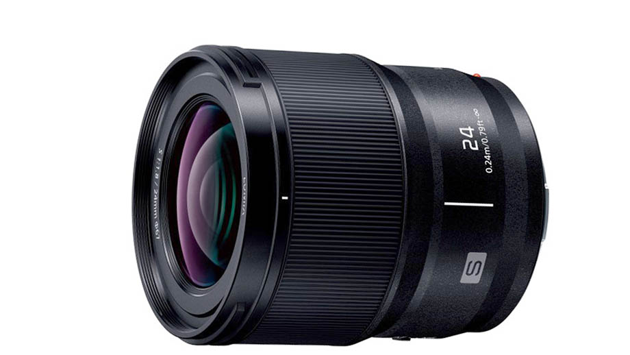 Фотографии объектива Panasonic LUMIX S 24mm F1.8 для L-mount