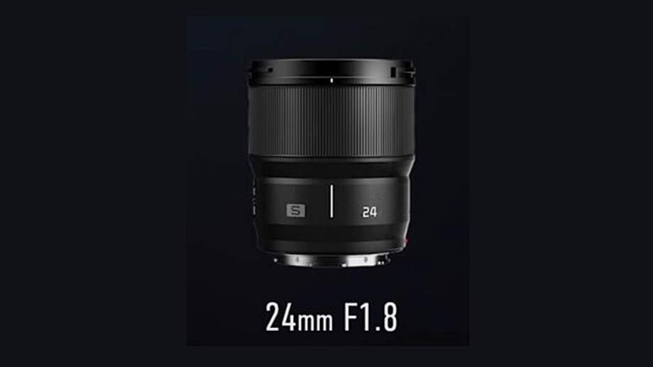Panasonic LUMIX S 24mm F1.8 представят в ближайшее время