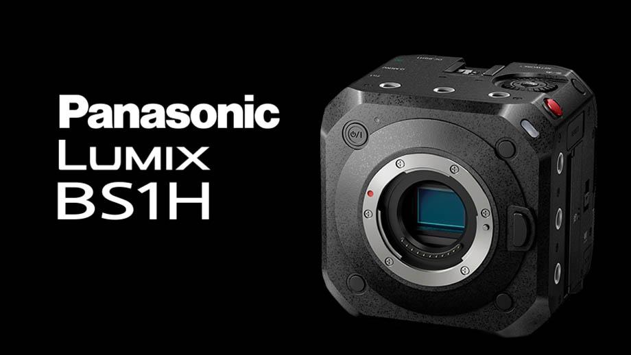 Panasonic скоро представит камеру BS1H и не планирует продавать фотобизнес