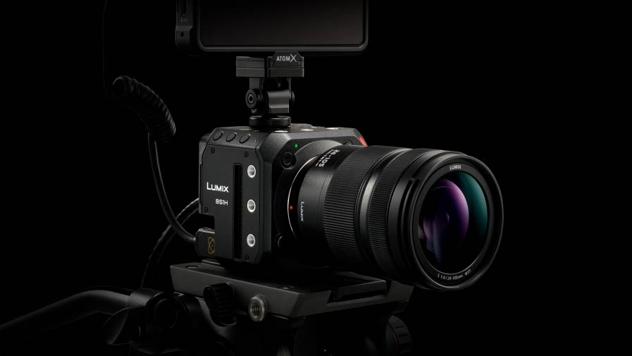 Полнокадровая камера Panasonic LUMIX BS1H официально представлена