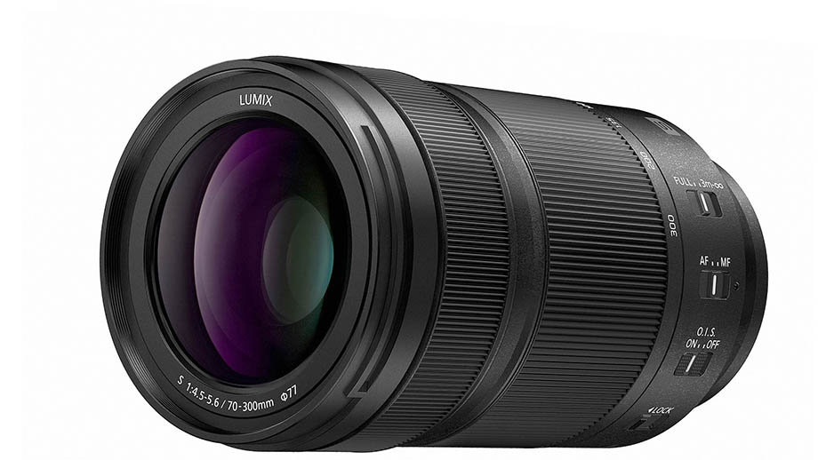 Panasonic анонсировала Lumix S 70-300mm f/4.5-5.6 Macro O.I.S.