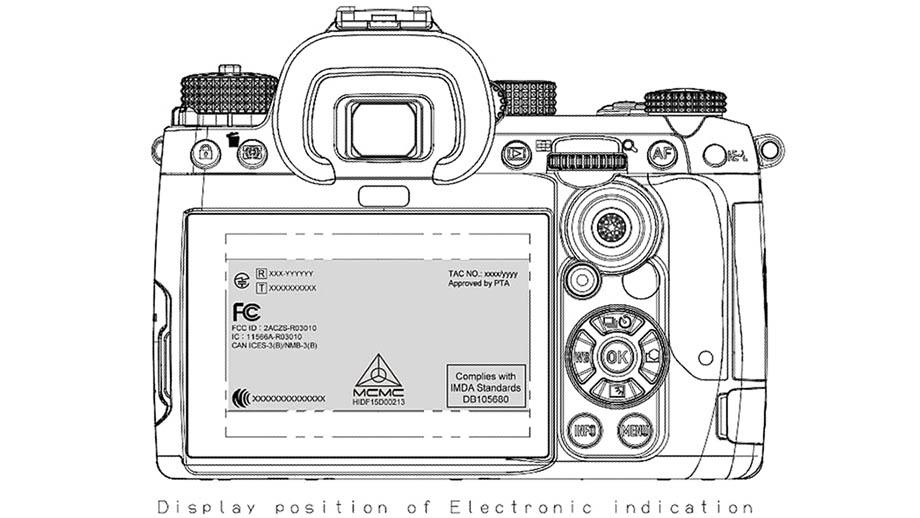 Флагманская зеркальная APS-C-камера Pentax «K» прошла сертификацию FCC