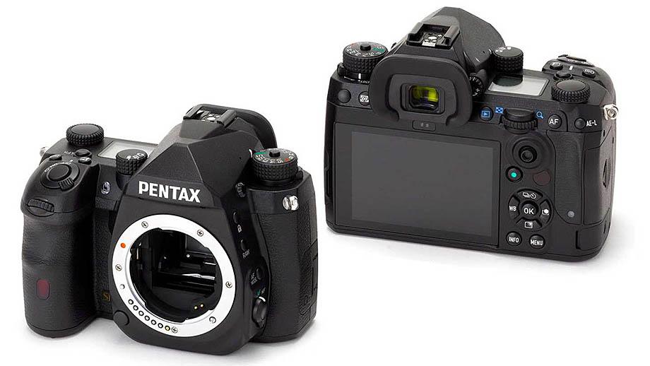 Новую зеркальную APS-C-камеру Pentax скоро представят публике