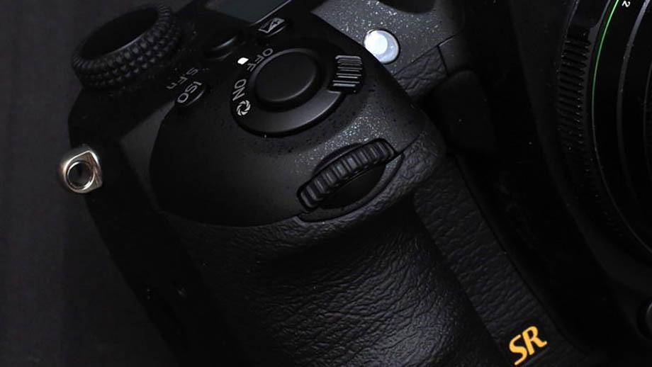 Интерфейс новой флагманской APS-C-камеры Pentax K. 19-я серия...