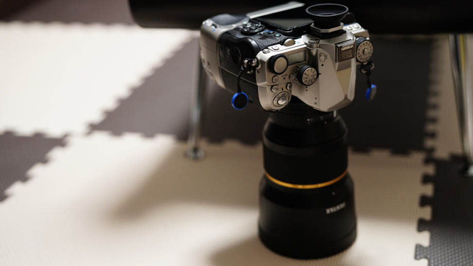 Первые изображения с нового объектива Pentax D FA★ 85mm f/1.4 в условиях самоизоляции