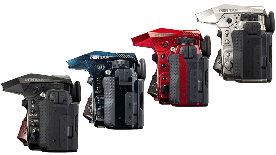 Фотографии Pentax K-1 Mark II J Limited 01