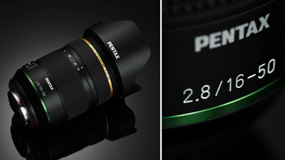 Фотографии нового зум-объектива Pentax HD DA★ 16-50mm F2.8