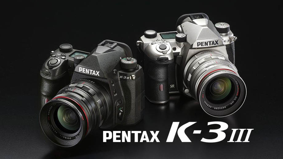 Выпущено обновление прошивки Pentax K-3 Mark III версии 1.02