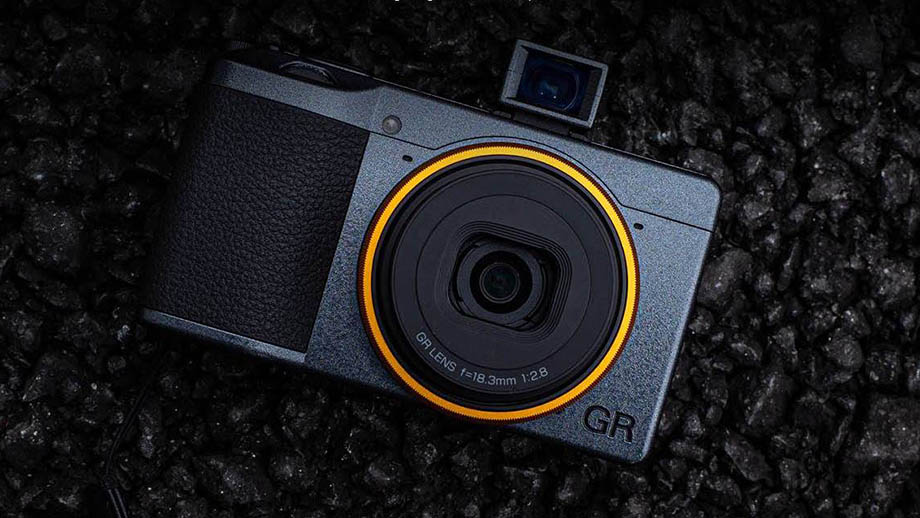 Ricoh GR III Street Edition Special Limited Camera Kit анонсирован