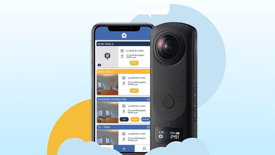 Ricoh Imaging купила Meilleure Visite для улучшения своего сервиса Ricoh 360
