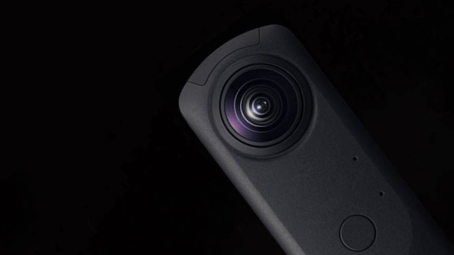 Зарегистрирована камера Ricoh. Новая Theta?