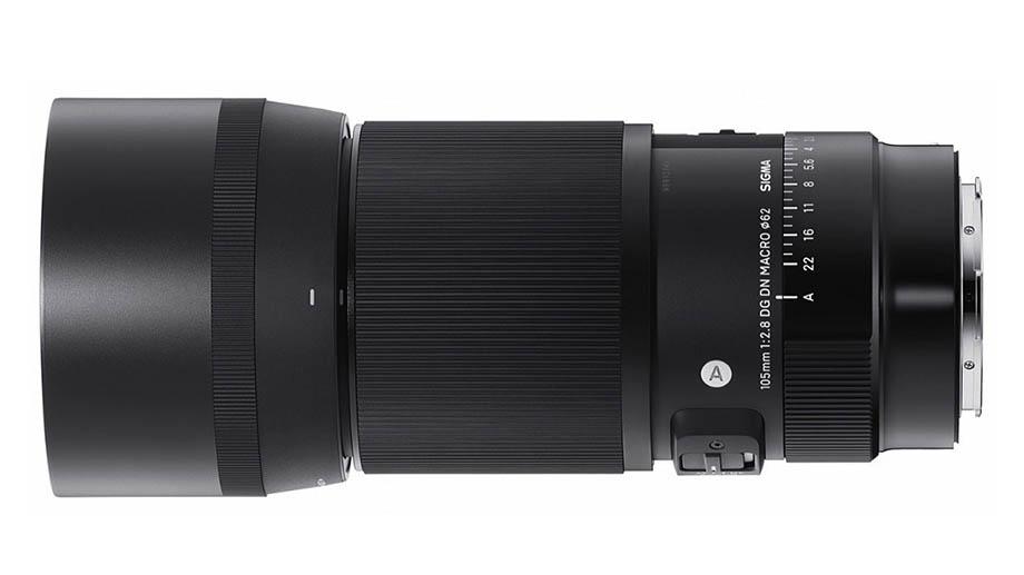 Sigma скоро представит новый объектив 105mm f/2.8 DG DN MACRO Art для байонетов Sony E и Leica L