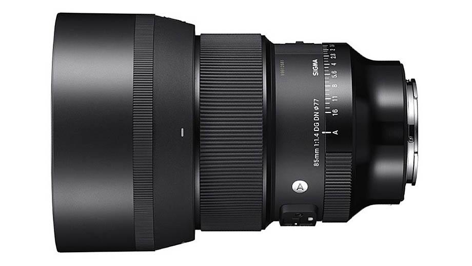 В сеть попали фотографии нового объектива Sigma 85mm f/1.4 DG DN | Art