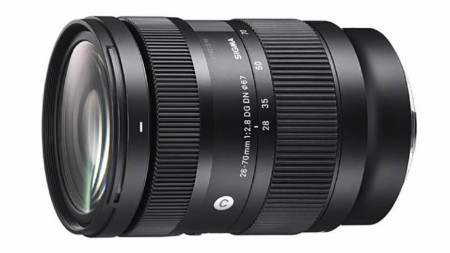 Sigma 28-70mm F2.8 DG DN Contemporary уже готов к продажам