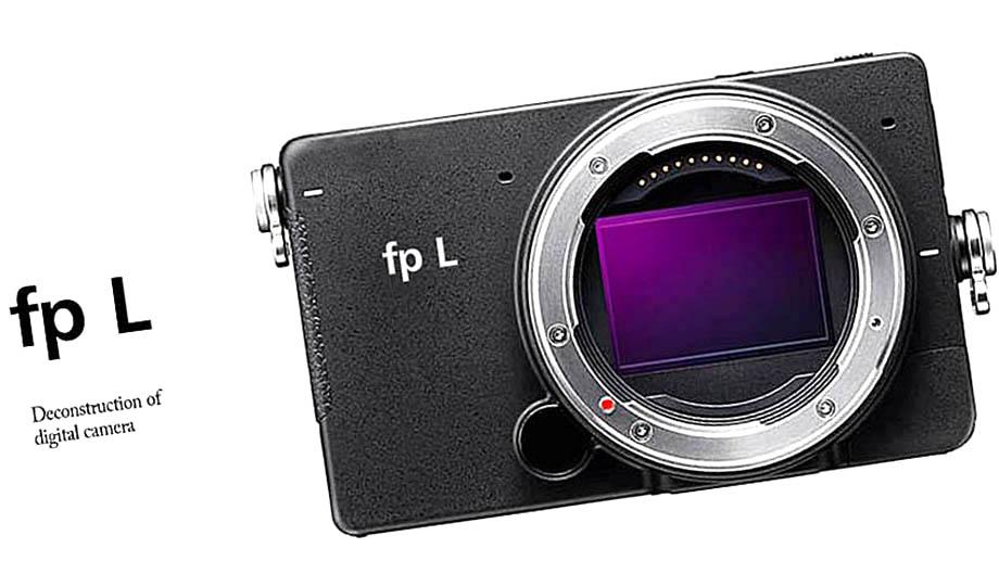 Камера Sigma fp L с L-mount будет представлена 23 марта