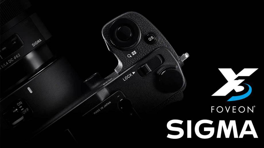 О разработке датчика изображения Sigma Foveon с технологией X3 1:1:1