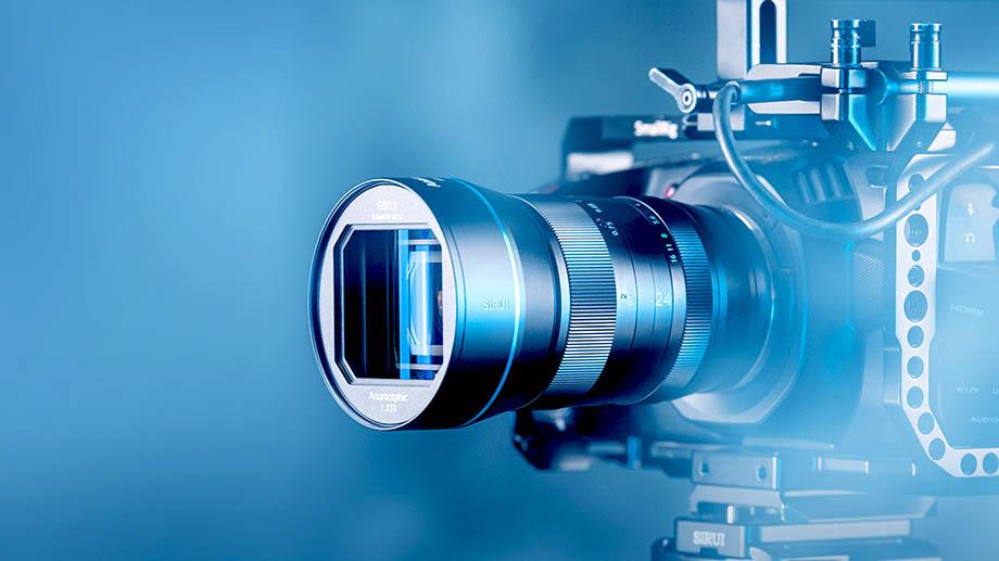 Анонсирован анаморфотный объектив Sirui 24mm f/2.8 1.33x