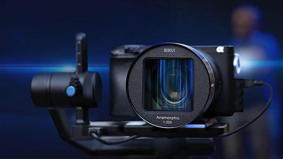 Готовится к выпуску анаморфотный Sirui 35mm