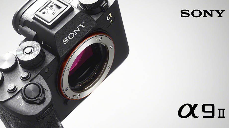 Прошивка 2.00 для Sony A9 II