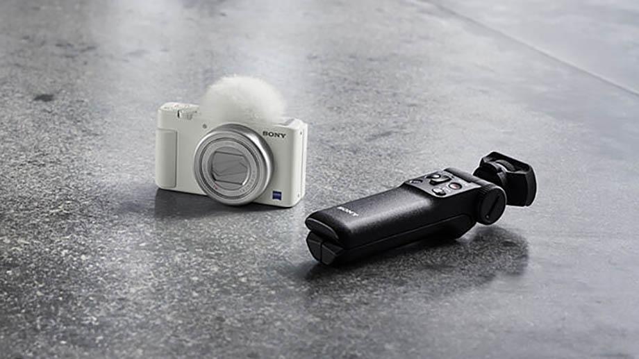 Камера Sony ZV-1 теперь будет и белого цвета