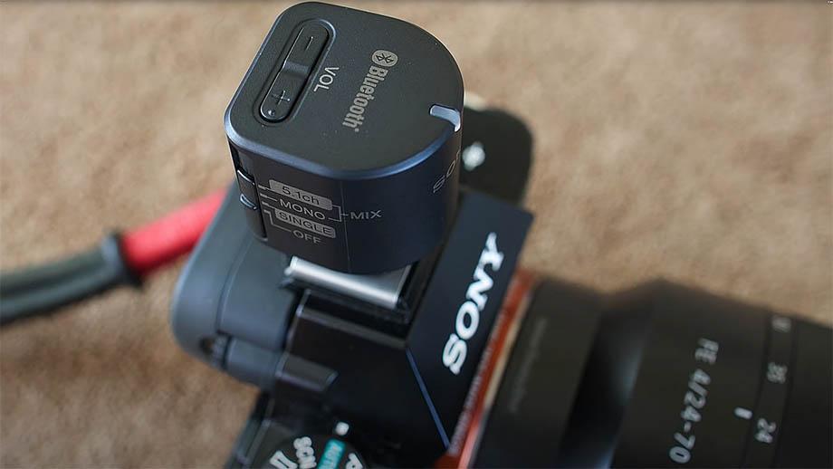 Sony зарегистрировала новый беспроводной микрофон ECM-W2BT