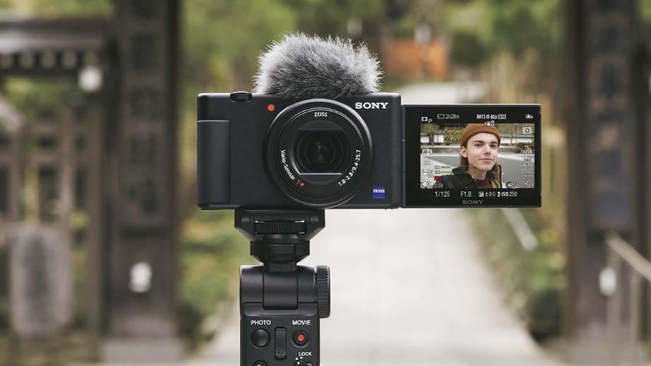 Видео, демонстрирующее возможности новой Sony ZV-1