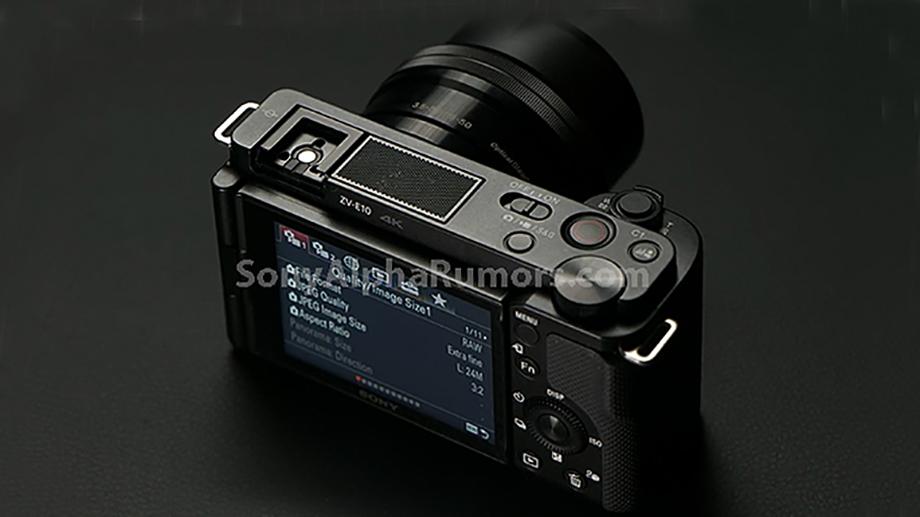 В сети появились характеристики Sony ZV-E10