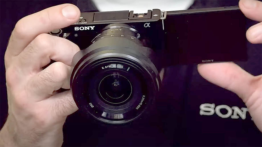 В сети появился видеообзор еще непредставленной камеры Sony ZV-E10