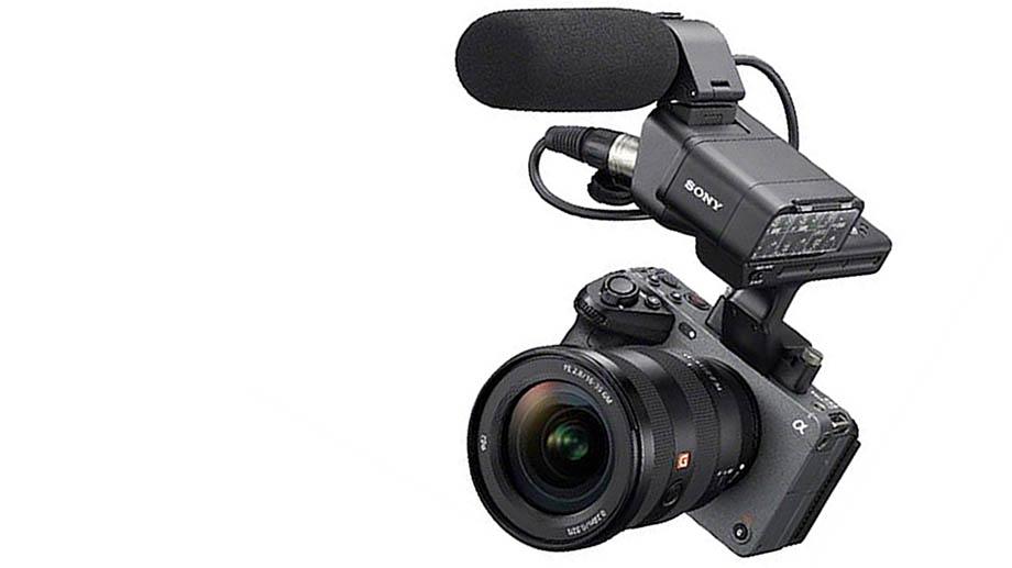 Презентационные материалы Sony FX3 попали в сеть