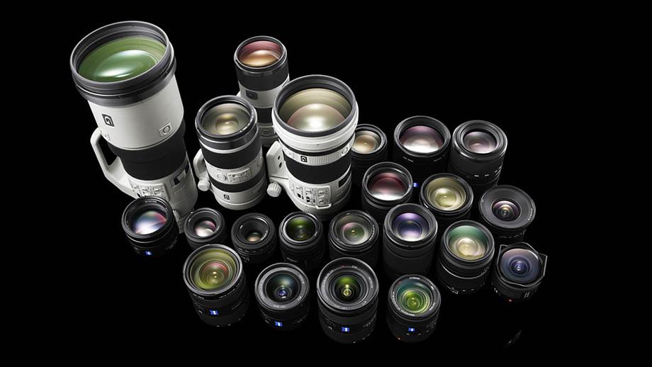 Sony представит FE 50mm f/1.2 GM (SEL50F12 GM)