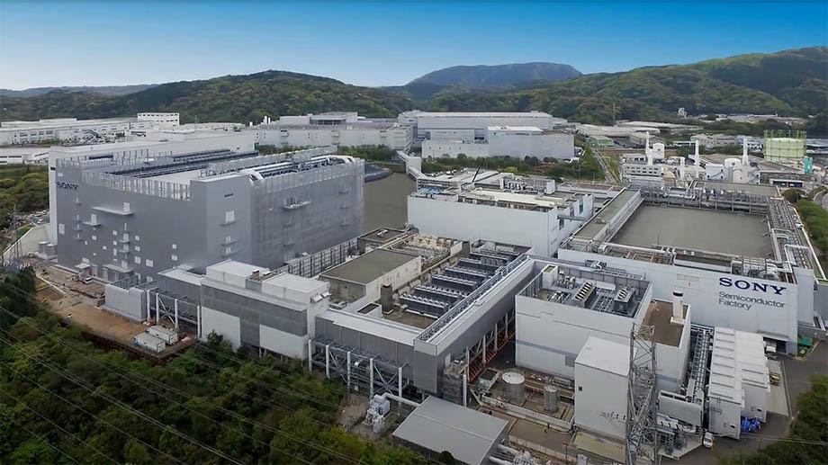 Sony завершила строительство завода в Нагасаки