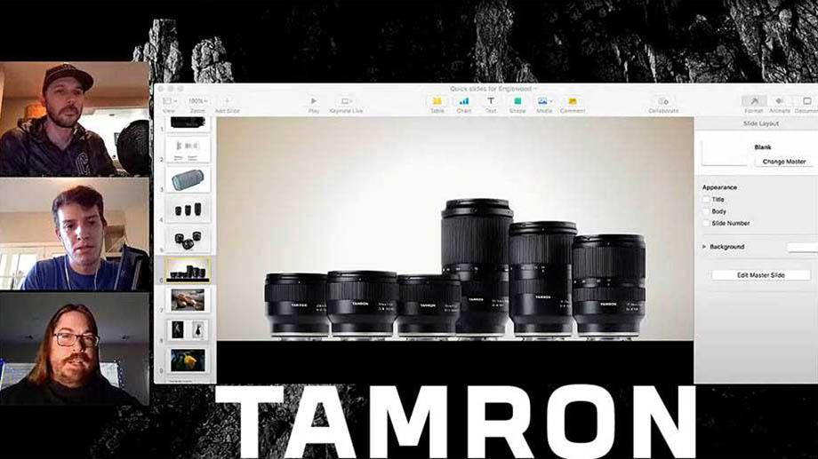 Представитель Tamron подтверждает разработку объективов для Nikon Z