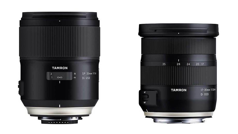 Tamron признал некорректную работу своих объективов с Nikon D6