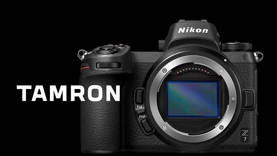 Tamron работает над объективами для Nikon Z?