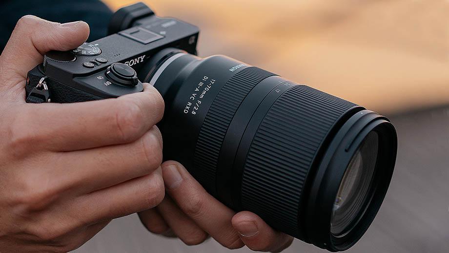 Готовится к выпуску Tamron 17-70mm f/2.8 Di III-A VC RX D для кроп-камер Sony