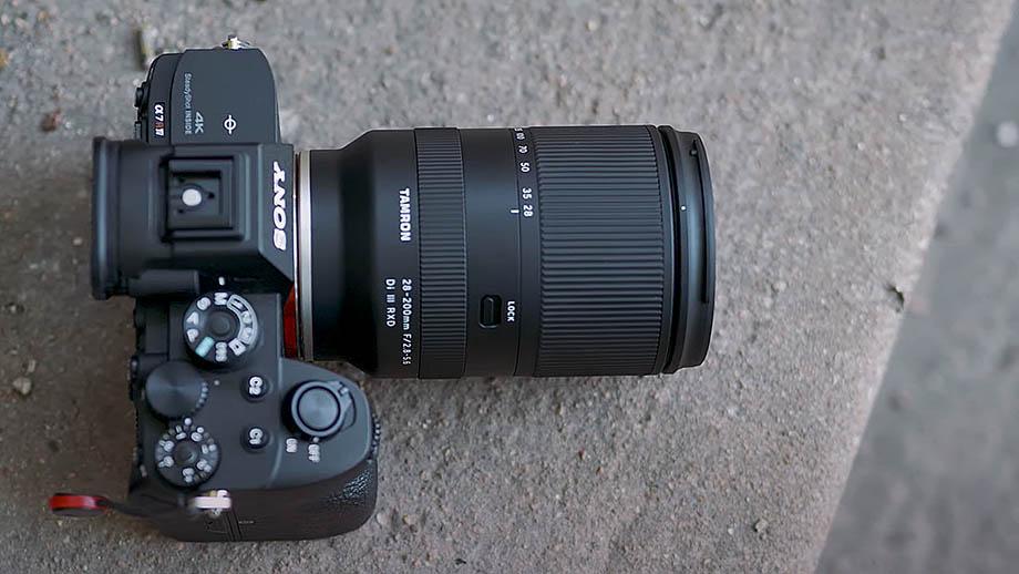 Первые фотографии, сделанные на Tamron 28-200mm F/2.8-5.6 Di III RXD