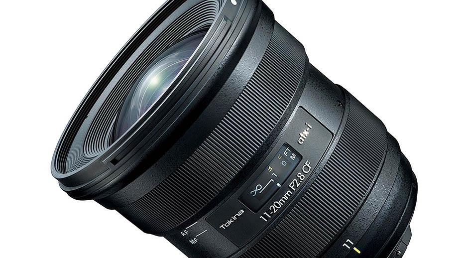 Анонсирован Tokina ATX-i 11-20mm f/2.8 CF для зеркальных Nikon и Canon. Цена – $530
