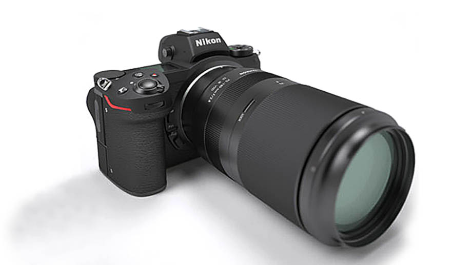 Tamron готовит RXD объективы для Nikon Z?