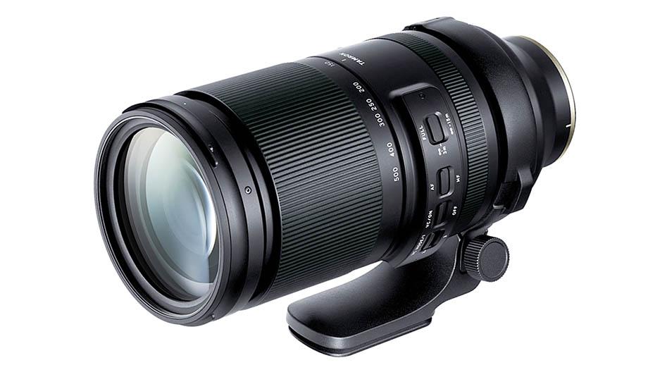 Первые изображения и характеристики Tamron 150-500mm F/5-6.7 Di III VC VXD