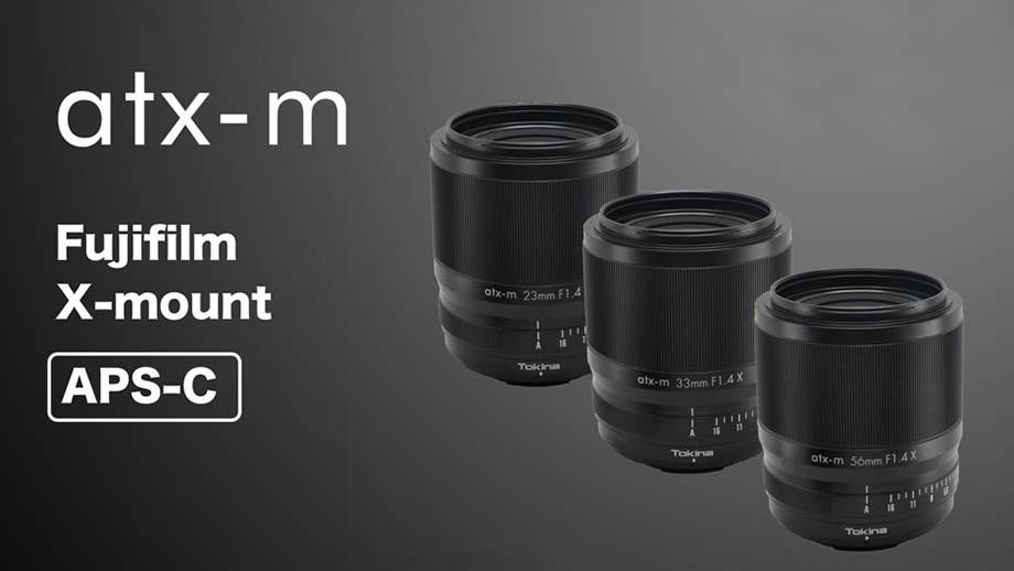 Tokina представит два объектива для байонета Fujifilm X