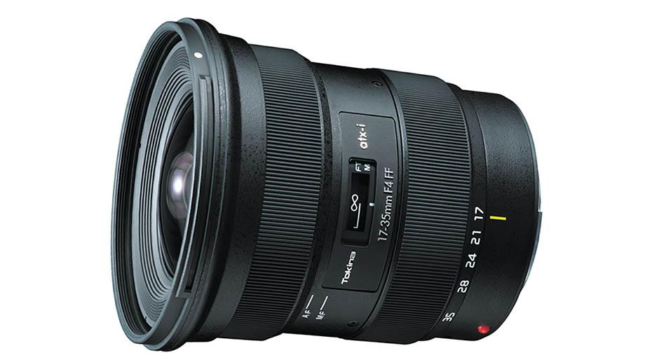 Новый широкоугольный зум Tokina atx-i 17-35mm F/4 FF для Nikon F и Canon EF