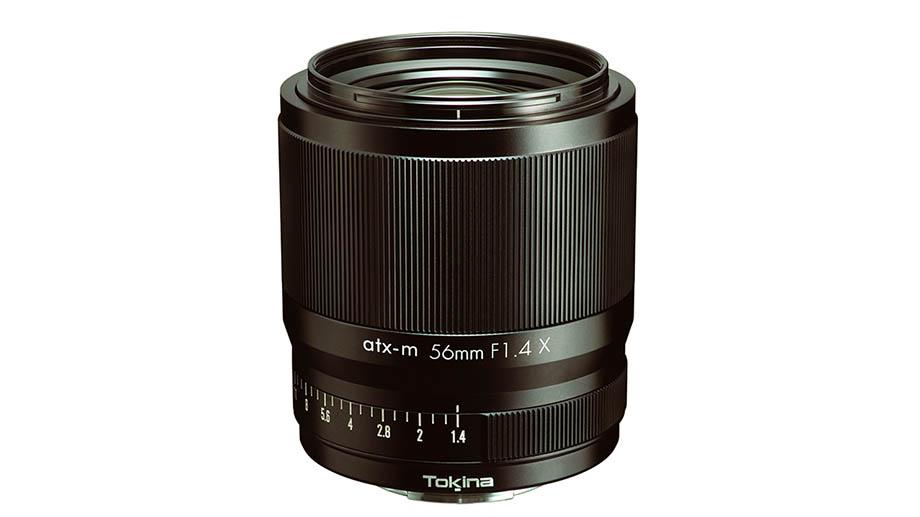 Tokina atx-m 56mm F1.4 для Fuji X представят 6 августа?