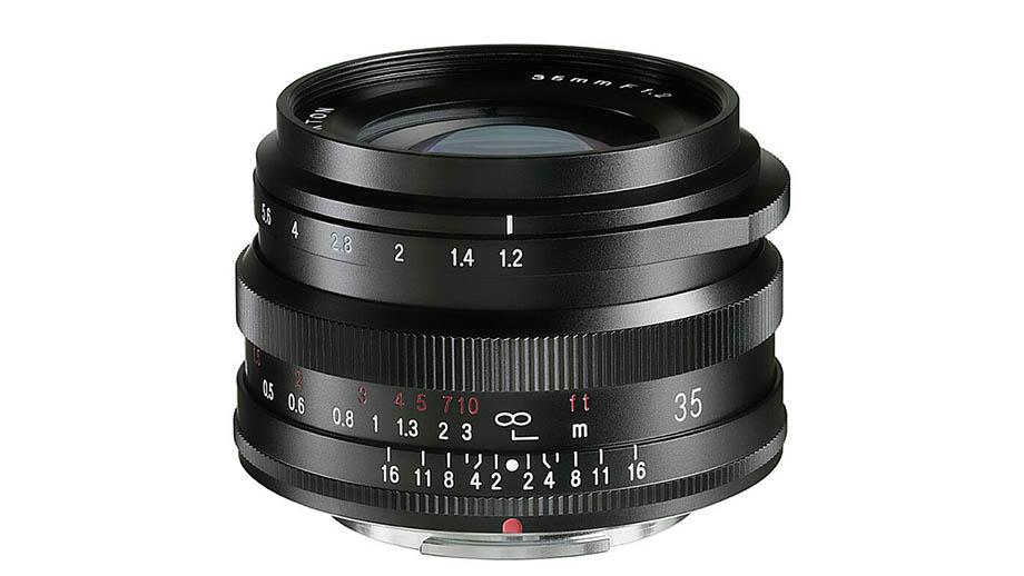 Первая фотография объектива Voigtlander NOKTON 35mm F1.2 для Fuji X