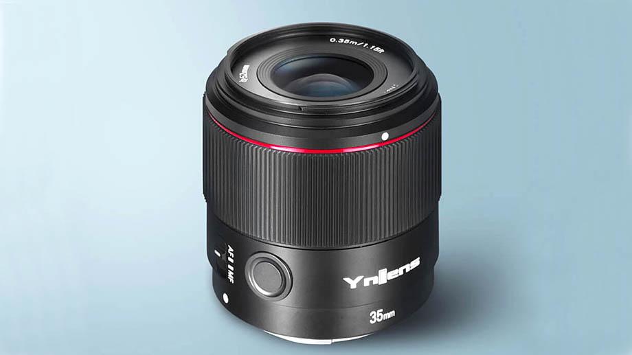 Анонсирован объектив Yongnuo YN35mm f/2S DF DSM для камер Sony