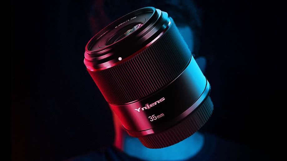Скоро представят Yongnuo YN35mm F2R DF DSM для Canon RF