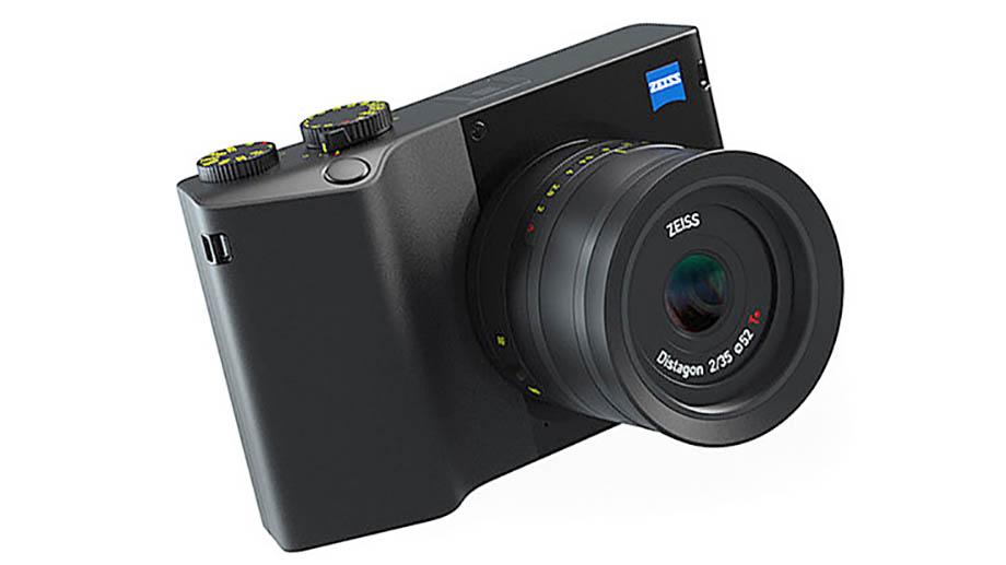 Камеры Zeiss ZX1 до сих пор нет (спустя 2 года)