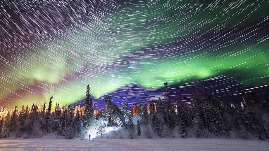 Юлия Жуликова «Астрофотография. Основы съемки ночного пейзажа». Урок, часть 2